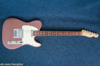 Handy Pepper Custom Telecaster