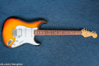 Fender Standard Stratocaster HSS Special Edition