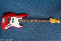 Fender JB-62-US Jazz Bass