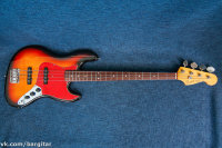 Fender JB-62 Jazz Bass