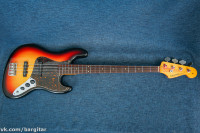 Edwards E-JB-93R LT Jazz Bass