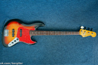 Fender JB-40 Jazz Bass