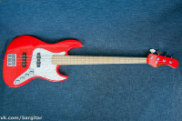 Edwards E-T-125BZ E-Buzz Bass